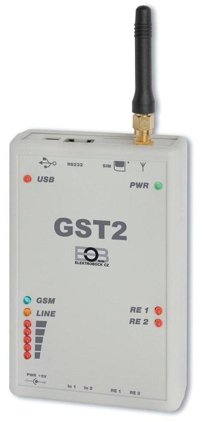 GSM moduly