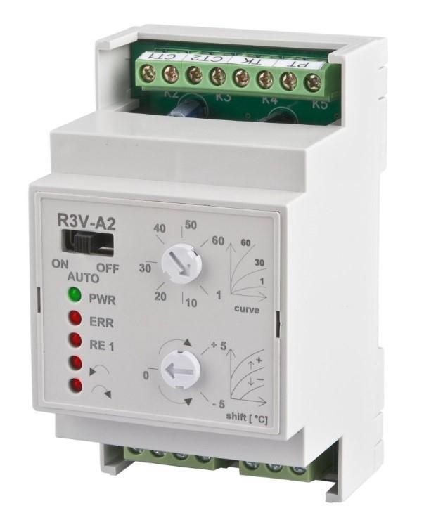 Regulátory ventilů