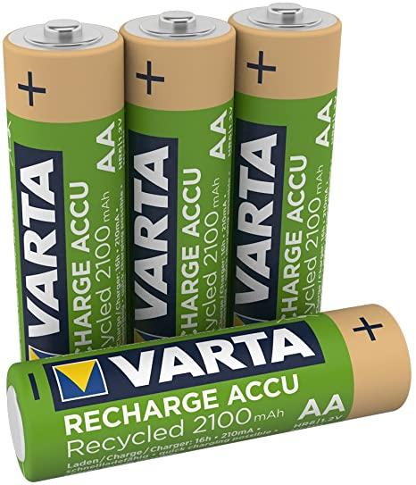 Nabíjecí baterie / Akumulátory