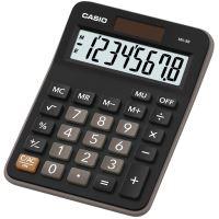Kalkulačka CASIO MX 8B BK-8 stolní černá