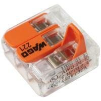 WAGO svorka 3x 0,14-4mm2