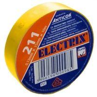 Izolační páska PVC 15/10 ANTICOR žlutá