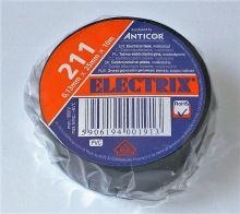 Izolační páska PVC 25/10 ANTICOR černá
