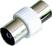 Antenní spojka, COAX zdířka - COAX zdířka  KA011