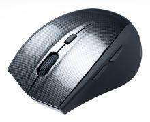 CONNECT IT bezdrátová optická myš, CARBON   CI-186