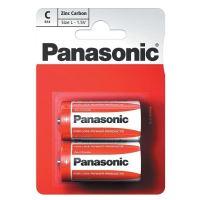 Baterie Panasonic Special power R14, Blistr(2)