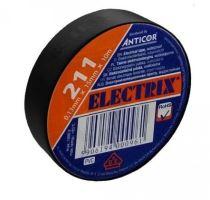 Izolační páska PVC 15/10 ANTICOR černá