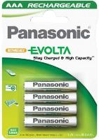 Baterie Panasonic EVOLTA 800mA R03/AAA
