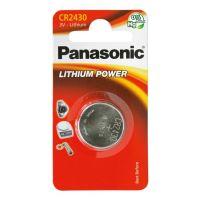 Baterie Panasonic CR 2430, Lithium