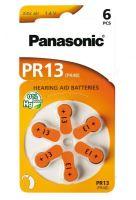 Baterie do naslouchátek Panasonic PR 13HEP