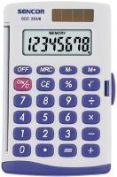 Kalkulačka SENCOR SEC 263/8 DUAL