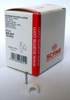 Kabelové příchytky, průměr 7mm, 100ks, 830.30/7