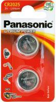 Baterie Panasonic CR2025, Lithium