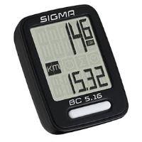 Cyklocomputer SIGMA BC 5.16 s 5 funkcemi