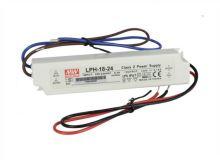 Síťový spínaný zdroj MEAN WELL 200-240V - 24V, 0,75A, 18W vestavný pro LED pásky