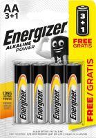 Baterie Energizer Alkalina Power AA/R06, Blistr