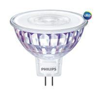 LED žárovka Philips, MR16, 7W, 2700K, úhel 36° Dimmable