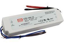 Síťový spínaný zdroj MEAN WELL 100-240V - 12V, 8,5A, 100W vestavný pro LED pásky