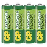 Baterie GP Greencell R6 (AA, tužka)