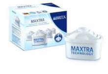 Filtrační patrony Maxtra 4 Pack BRITA / - CENA ZA 1KS / balení 4KS (min. objednávka 4ks)