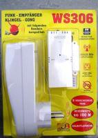 ELEKTROBOCK Alarm kombinovaný dveřní GONG WS306+WS320