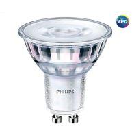 LED žárovka Philips, GU10, 4,9W, 3000K, úhel 36°  P308718