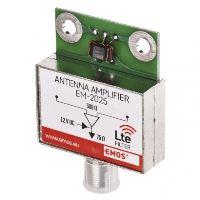 Anténní předzesilovač 25dB VHF/UHF  J5802