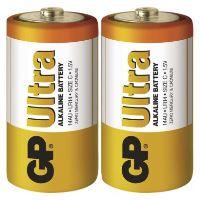 Baterie GP Ultra Alkaline R14 (C, malé mono)