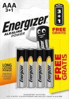 Baterie Energizer Alkalina Power AAA/R03, Blistr