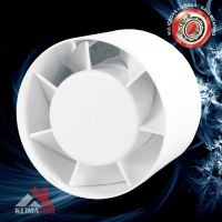 Ventilátor Klimatom ENTER průměr 125mm