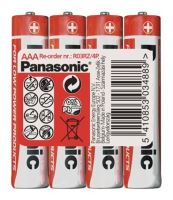 Baterie Panasonic Special power, AAA/R03, vol.